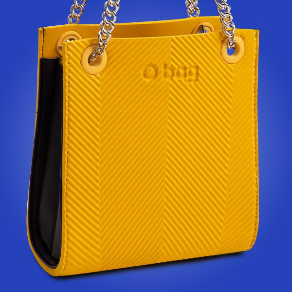 O bag double mini body