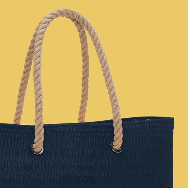 O bag beach handles and straps