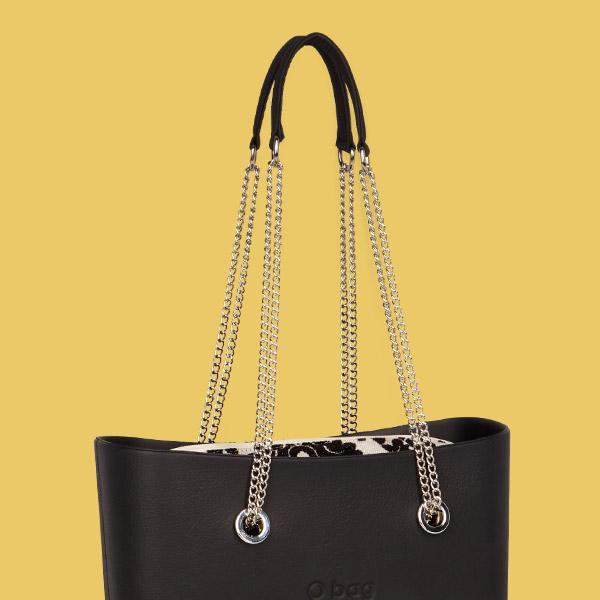 O bag mini handles and straps