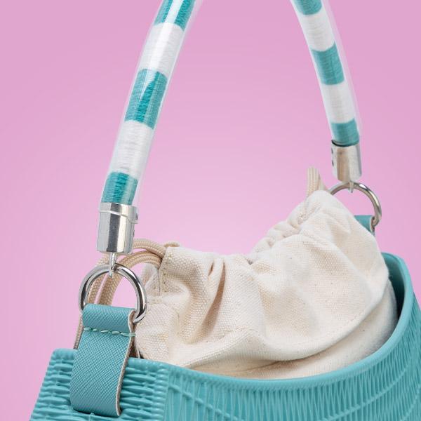 O bag swing manici e tracolle