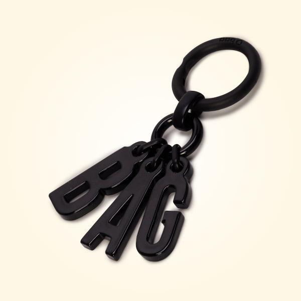 Key ring, Tassels, Pom pom