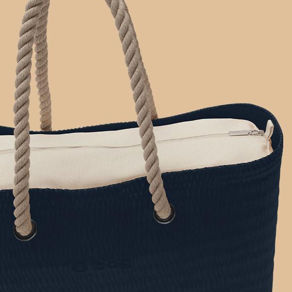 O bag beach bolsas internas