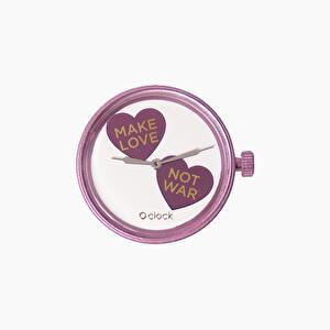 Meccanismo make love cassis O clock | O bag