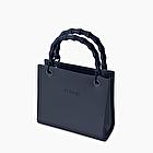 O bag double blue navy