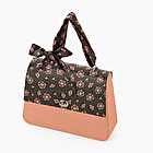 O bag queen floral military