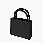 O bag double black