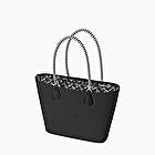 O bag urban black and white