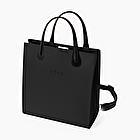 O square black with shoulder strap