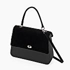 O bag queen black winter