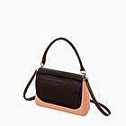 O bag glam phard with cocco flap