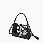 O bag glam flowers