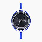 O clock time blue maya