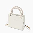 O bag double white