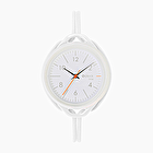 O clock time white