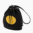 O bag tote black