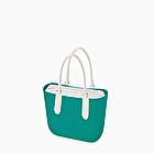 O bag blue grass nappa