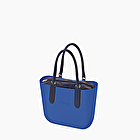 O bag imperial blue and navy blue