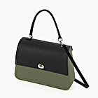 O bag queen military and black
