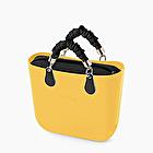 O bag mini curry and black nubuck