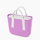 O bag mini valerian white