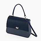O bag queen navy blue