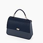 O bag queen total navy blue