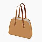 O bag reverse camel and sand