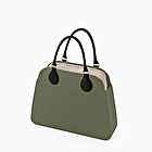 O bag reverse military and sand