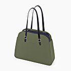 O bag reverse military and navy blue