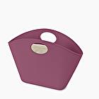 O bag sharm cassis and natural