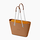 O bag urban biscuit chain handle