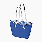O bag urban azul imperial y azul marino