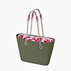 O bag urban military and grenadine