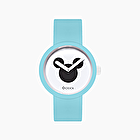 O clock bleue ic�ne mickey mouse