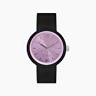 O clock black silver leaf valerian