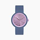 O clock capri blue silver leaf valerian