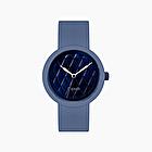 O clock azul capri matelasse' blu navy