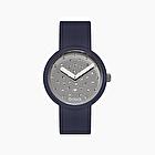 O clock crystal grigio e oceano