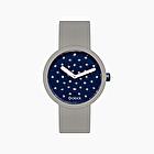O clock crystal oceano e grigio chiaro