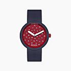 O clock crystal rubino e oceano