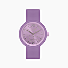 O clock viola desaturato silver leaf valeriana