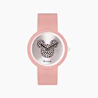 O clock disney crystals smoke pink