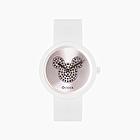 O clock disney crystals white