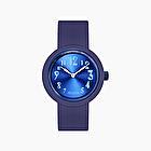 O clock blu iris faded numbers