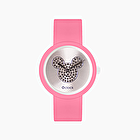 O clock orchid with crystals mickey mouse icon