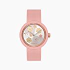 O clock phard mix crystals doré rose