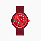 O clock rubino silver leaf
