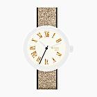 O clock shift great gold glitter christmas