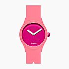 O clock shift tone on tone pink magenta