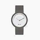O clock tone on tone grigio bianco